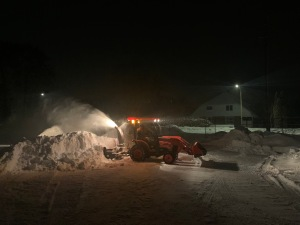 ice and snow management